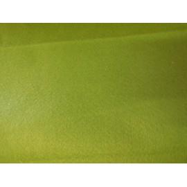 Pannolencio colore verde