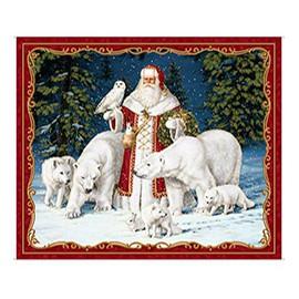 Artic Santa Panel